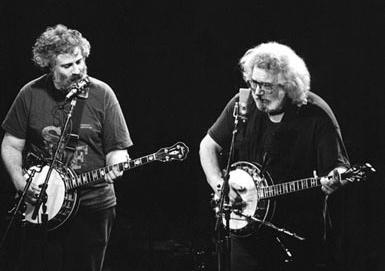 Garcia and Grisman