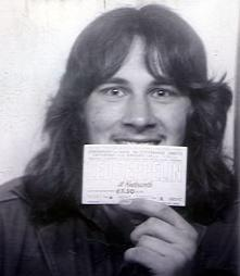 Me aged 17 with ticket A00213