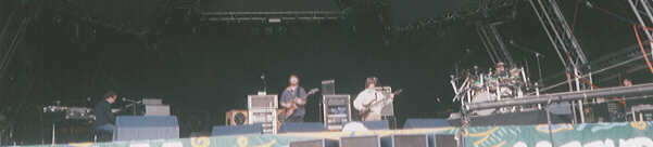 Phish at Glastonbury