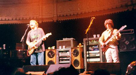 Phish at the Paradiso
